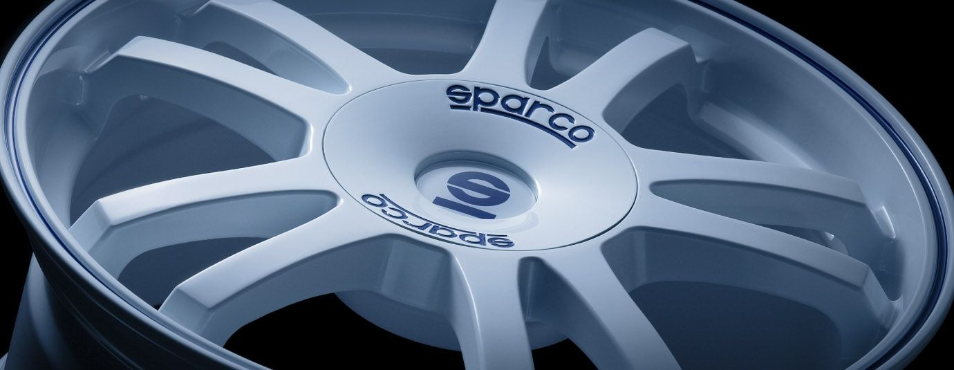SPARCO RALLY. Pure racing