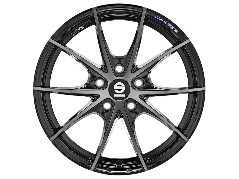 trofeo 5 sparco wheels. Black Bedroom Furniture Sets. Home Design Ideas